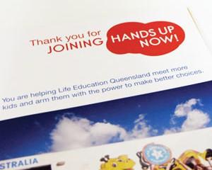 Life Education Regular Giving Program